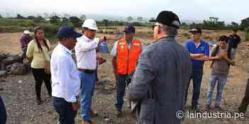 Construcción del hospital de Cascas, ocho colegios y otras obras se ejecutarán en La Libertad - La Industria.pe