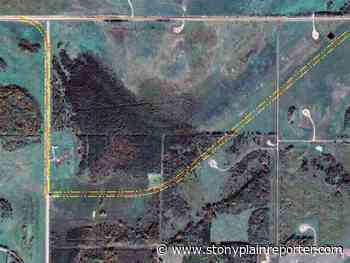 Mini-bypass on Township Road 510 proposed - Stony Plain Reporter
