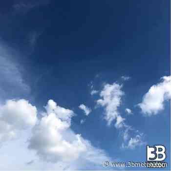 Foto Meteo: Fotosegnalazione Di Castenedolo - 3bmeteo