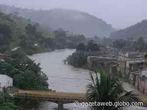 Rio Mundaú supera cota de inundação nos municípios de União e Murici - Gazetaweb.com