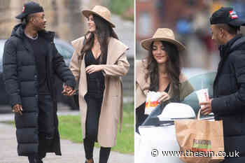 Michelle Keegan and Mark Wright become TV's richest young couple with £2.6million in last year - The Sun
