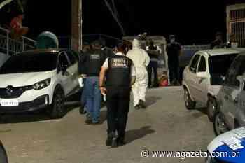 Suspeito de participar de ataque no Morro da Piedade é identificado - A Gazeta ES