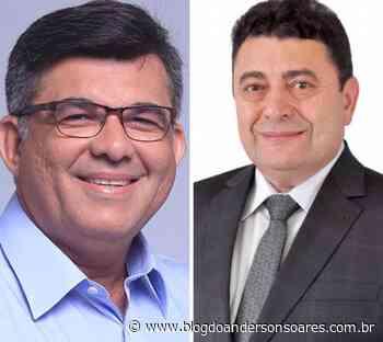 Prefeito de Caaporã e de Soledade são internados com covid-19 - Blog do Anderson Soares