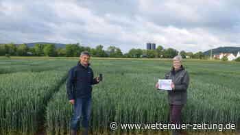 Digitale Führungen über den Acker | Butzbach - Wetterauer Zeitung