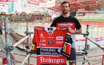 Eispiraten Crimmitschau verpflichten Mario Scalzo - Hockeyweb.de