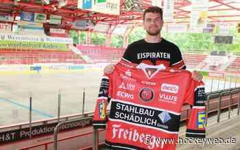 Eispiraten Crimmitschau verlängern mit Ole Olleff - Hockeyweb.de