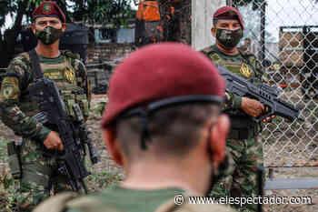 En Villa del Rosario, el Ejército ayuda a que se mantenga la cuarentena por el COVID-19 - ElEspectador.com