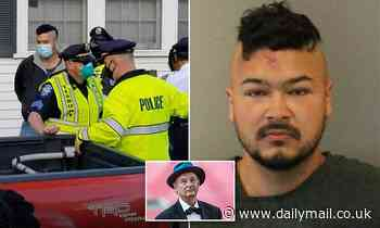 Bill Murray's son arrested during Black Lives Matter protest - Daily Mail