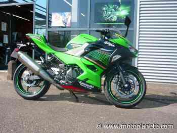 Kawasaki NINJA 400 2020 à 6299€ sur CHALON SUR SAONE - Occasion - Motoplanete