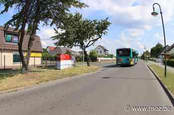 Anlieger: Bürger in Ahrensfelde werden zur Kasse gebeten - Märkische Onlinezeitung