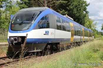 Nahverkehr: Ahrensfelde will Druck auf Bahn wegen RB 25 erhöhen - Märkische Onlinezeitung