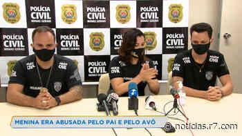 Pai é preso suspeito de abusar da filha em Vespasiano (MG) - R7