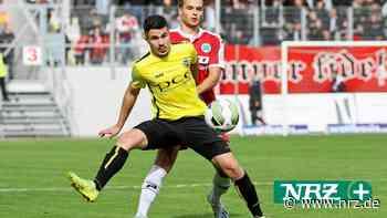 VfB Homberg verlängert mit Lorch – Zugänge bei Reserve - NRZ