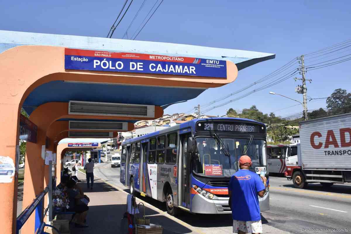 Integração entre linhas intermunicipais de Pirapora do Bom Jesus e Barueri dará desconto de 35% no pagamento da tarifa - Mobilidade Sampa