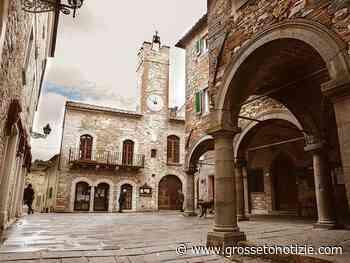 Nuova illuminazione a led nelle vie di Monterotondo Marittimo - Grosseto Notizie