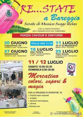 Bareggio riparte (con musica e commercio) e dà una bella lezione a Magenta - Ticino Notizie