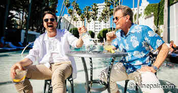 Breaking Bad's Aaron Paul and Bryan Cranston Talk Mezcal, Beer, and Unexpected Guilty Pleasures - VinePair