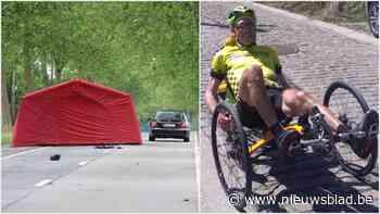 """Bekende ligfietser (60) overleden na aanrijding: """"Erik leefde volop met zijn beperking en was een voorbeeld voor anderen"""""""