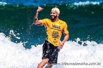 Campeão mundial, potiguar Ítalo Ferreira protagoniza programa gravado em Baía Formosa - Tribuna do Norte - Natal