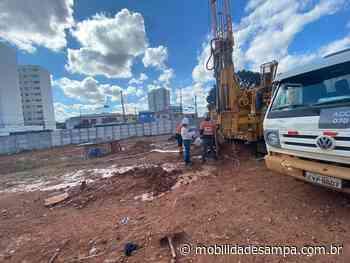 Canteiro de obras da expansão da Linha 2-Verde na Vila Formosa é vistoriado - Mobilidade Sampa