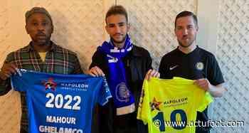 Montrouge FC : deux signatures dont un contrat pro ! - Actufoot