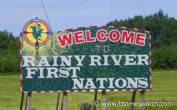 COVID-19 case reported on Rainy River First Nations - Tbnewswatch.com