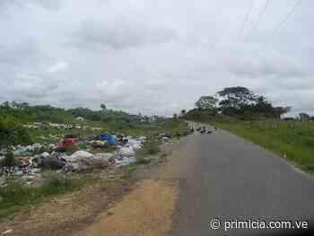 """Habitantes de El Palmar denuncian """"abandono gubernamental"""" - primicia.com.ve"""