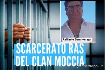 Clan Moccia, scarcerato il ras di Casoria Raffaele Bencivenga - InterNapoli.it