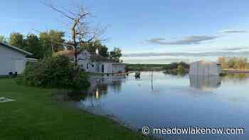 Meadow Lake and surrounding areas cope with significant flooding - meadowlakeNOW