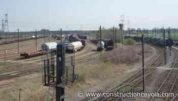 SNCF Réseau ouvre le bal entre Douai et Somain - Construction Cayola