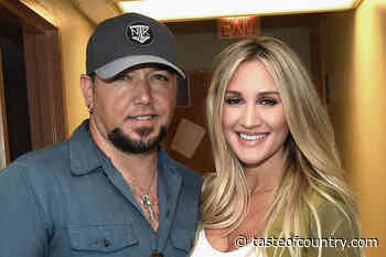 How Jason Aldean Will Spend Fathers Day, According to His Wife - Taste of Country
