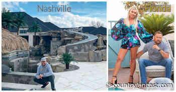 Jason Aldean's Homes: Florida and Nashville (Video Tour) - Country Fancast