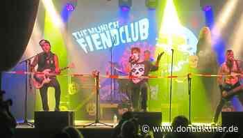 Das Backstage setzt ein Zeichen - The Munich Fiend Club beendet den Live-Lockdown in München - donaukurier.de
