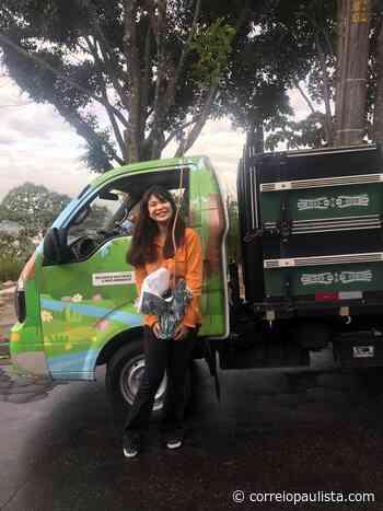 Barueri entrega mudas de plantas em casa - Correio Paulista