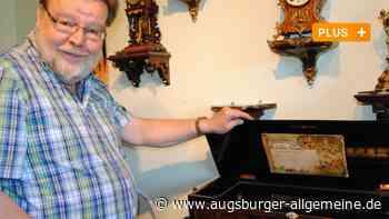 Bobingen: Besondere Sammlung: Spieluhren sind Wolfgang Hafners Leidenschaft - Augsburger Allgemeine