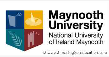 Lecturer/Assistant Professor, Froebel Education job with MAYNOOTH UNIVERSITY | 209933 - Times Higher Education (THE)