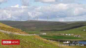 Shetland plans for UK's biggest onshore wind farm to proceed