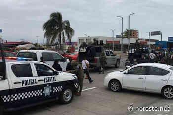 Secuestran a sujeto en vía pública: Boca del Rio - NORESTE
