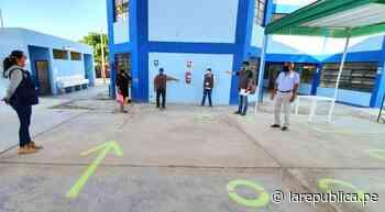 Paita: continúan con instalación de mercados temporales para frenar avance de la COVID-19 - LaRepública.pe