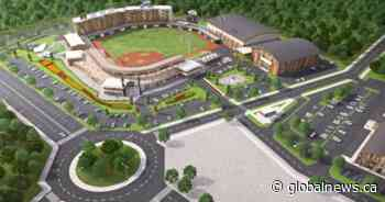 Plans for new Edmonton Prospects baseball field in Spruce Grove released - Globalnews.ca