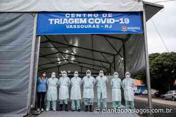Mais de 13 mil pessoas farão teste de Covid-19 em Vassouras - Plantao dos Lagos
