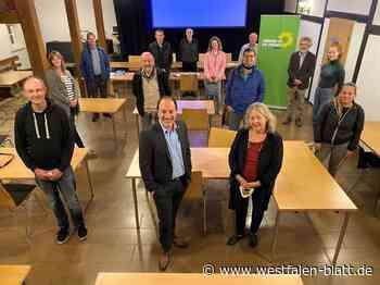 "Harsewinkel: Juan Carlos Palmier hat ""mehr grüne Ideen"" - Harsewinkel - Westfalen-Blatt"