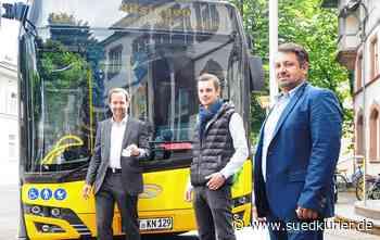 Gottmadingen: In Gottmadingen kostet die Fahrt mit dem Linienbus ab sofort nur noch einen Euro - SÜDKURIER Online