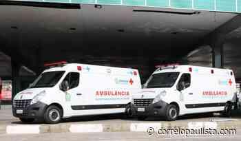 Contratação de motoristas de ambulância em Jandira termina em 15 de junho - Correio Paulista