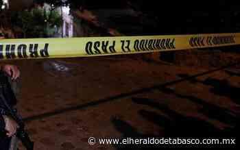Escalofriante hallazgo; Encuentran a joven pareja asesinada en Macuspana - El Heraldo de Tabasco