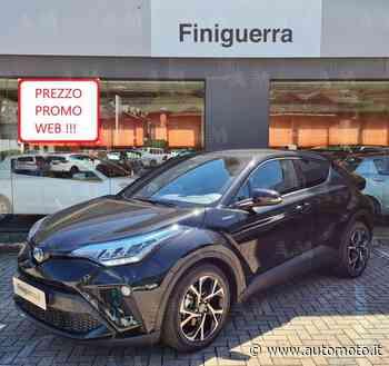 Vendo Toyota C-HR 1.8 Hybrid E-CVT Trend nuova a Poggiridenti, Sondrio (codice 7601951) - Automoto.it