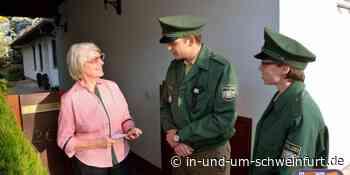 Nach einem dreisten Diebstahl aus einer Senioren-Wohnanlage in Mellrichstadt sucht die Kripo nach Zeugen - inUNDumSCHWEINFURT_DE