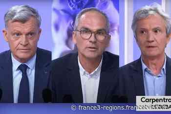VIDEO. Municipales à Carpentras : sauver les petits commerces, stopper le chômage, l'économie en débat - France 3 Régions
