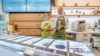 Gastronomie Kreis Göppingen: Bad Boll hat jetzt ein Eiscafé - SWP