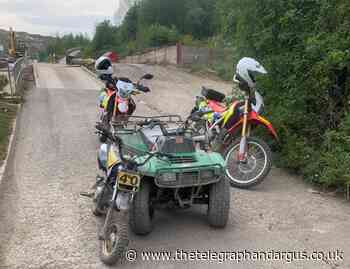 Police warn anti-social bike riders after rise in Kirklees - Bradford Telegraph and Argus
